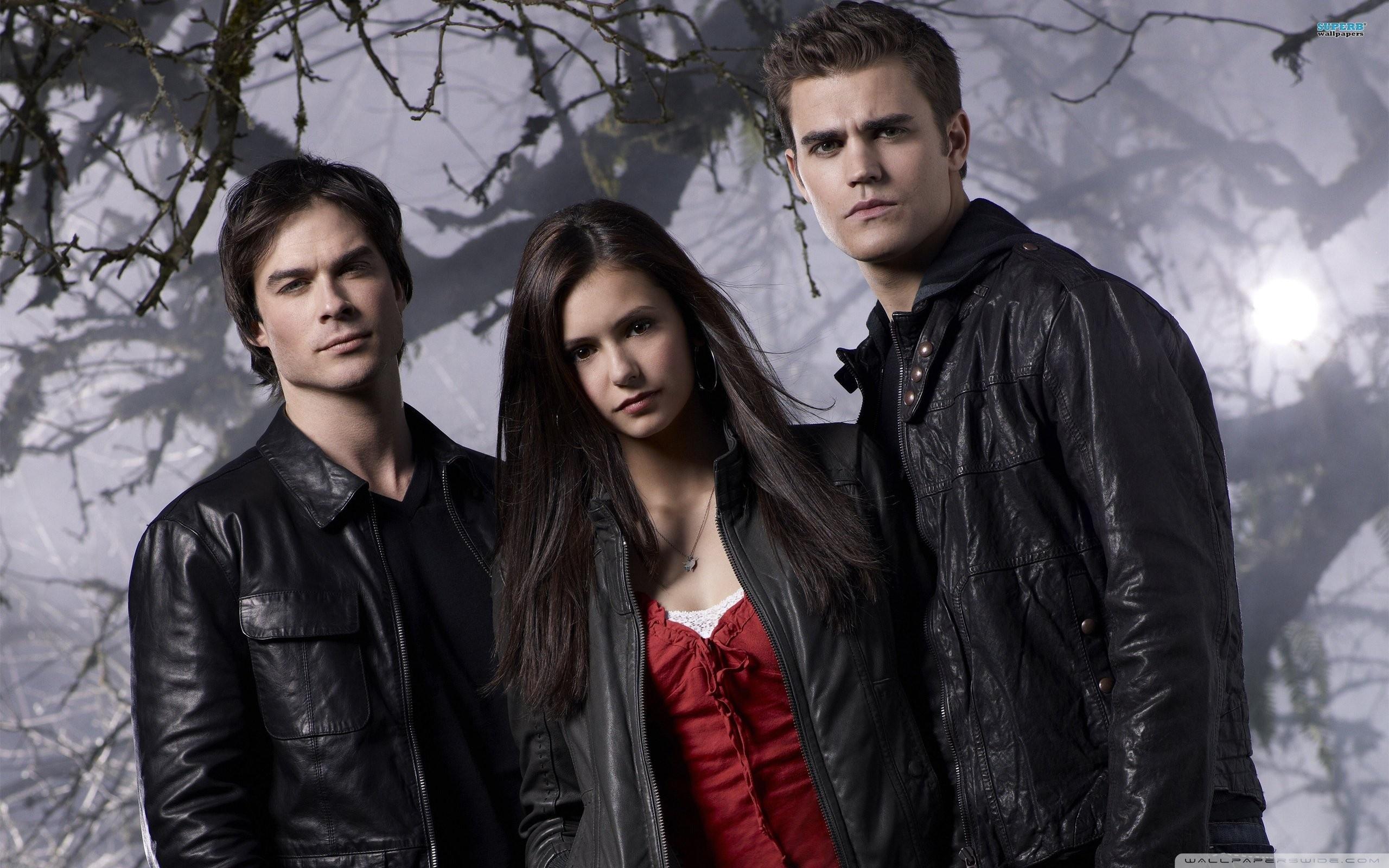 The Vampire Diaries HD desktop wallpaper : High Definition