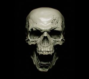 Download free vampire skull wallpapers for your mobile phone - by