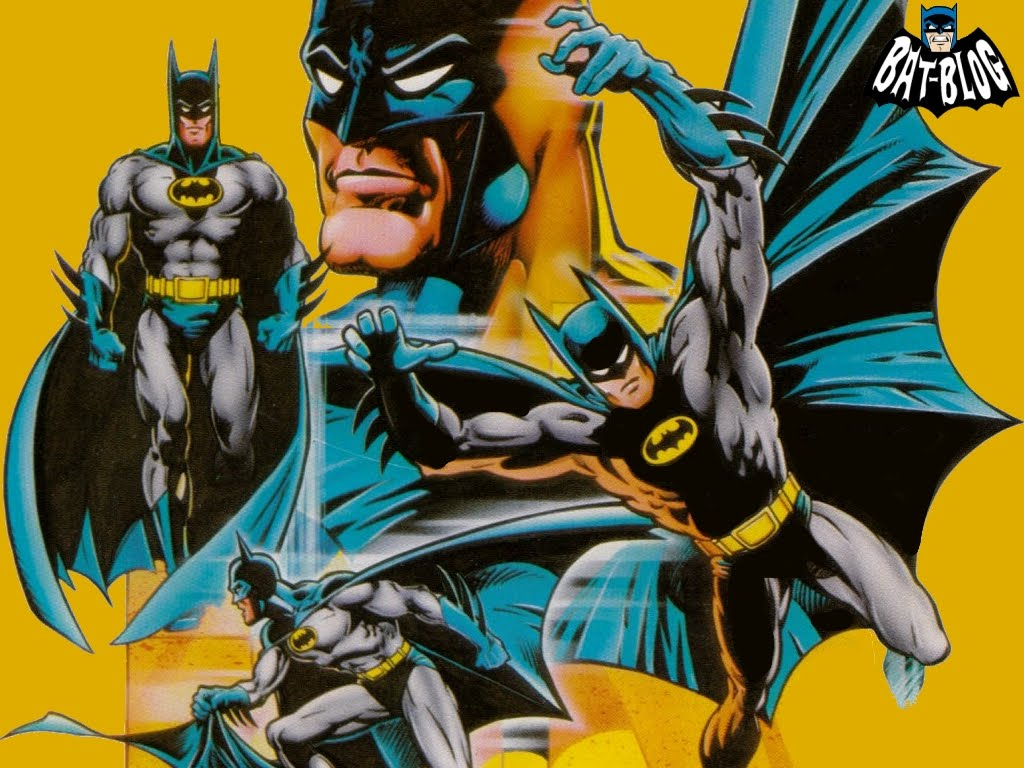 Vintage Batman Wallpaper