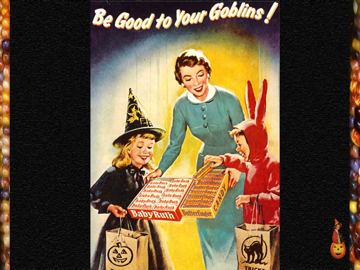 Vintage Halloween Wallpaper | Halloween Desktop Wallpaper