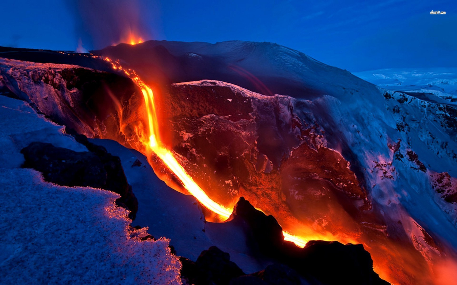 Volcano Wallpapers HD Backgrounds, Images, Pics, Photos Free