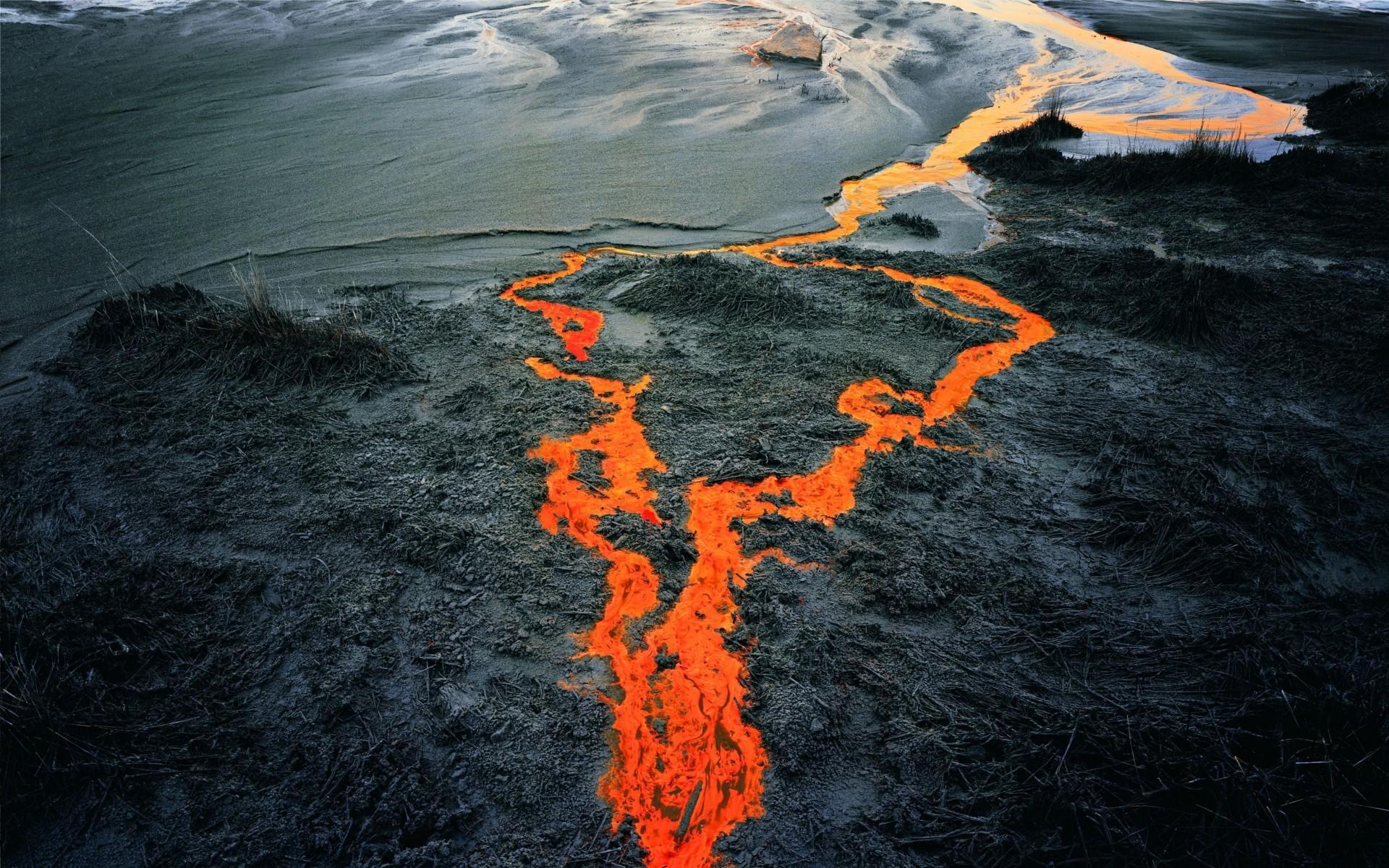 HD Volcano Wallpaper - WallpaperSafari
