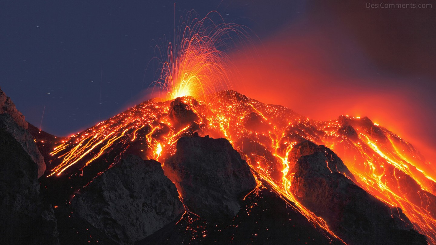 Volcano Wallpaper | Beautiful Volcano Wallpapers | 36 Backgrounds