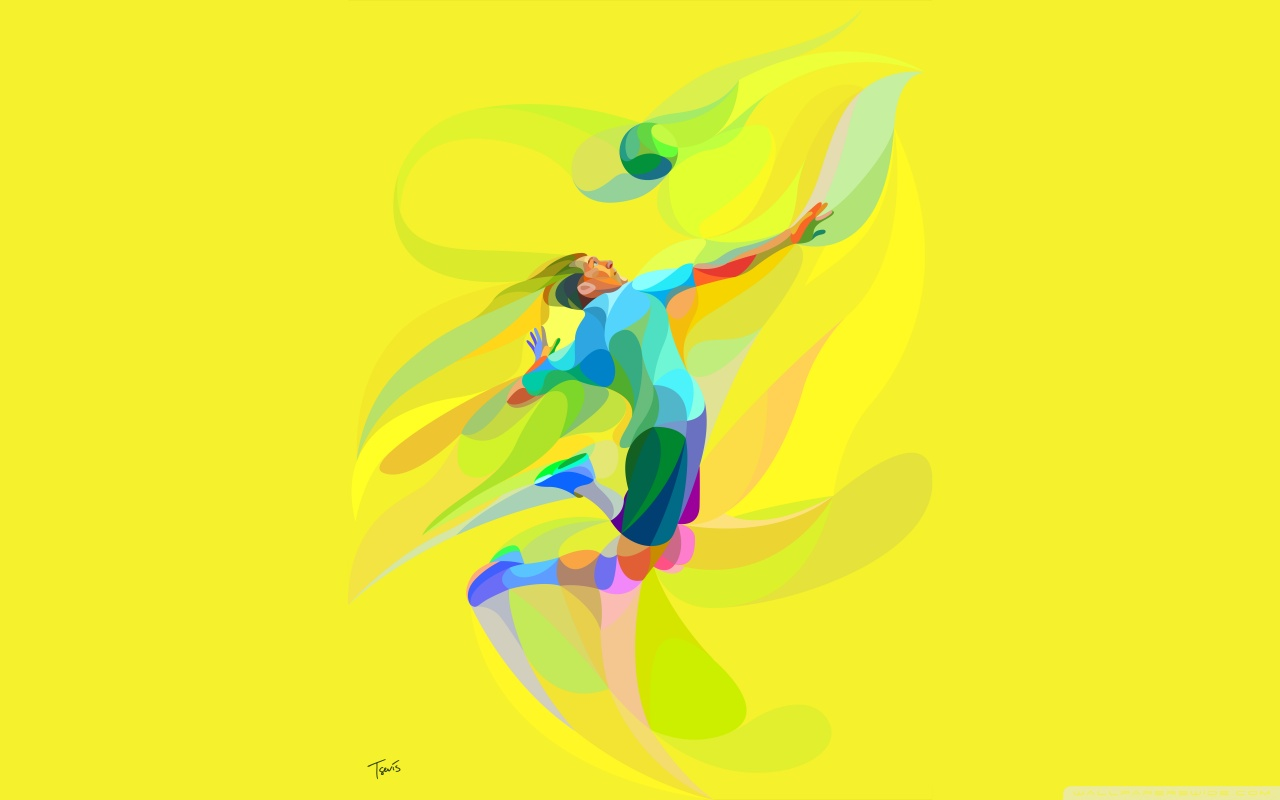 Sport Wallpaper Love: Volleyball Wallpaper