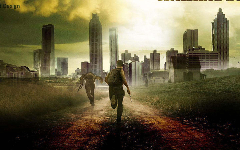 Walking Dead Desktop Background Sf Wallpaper
