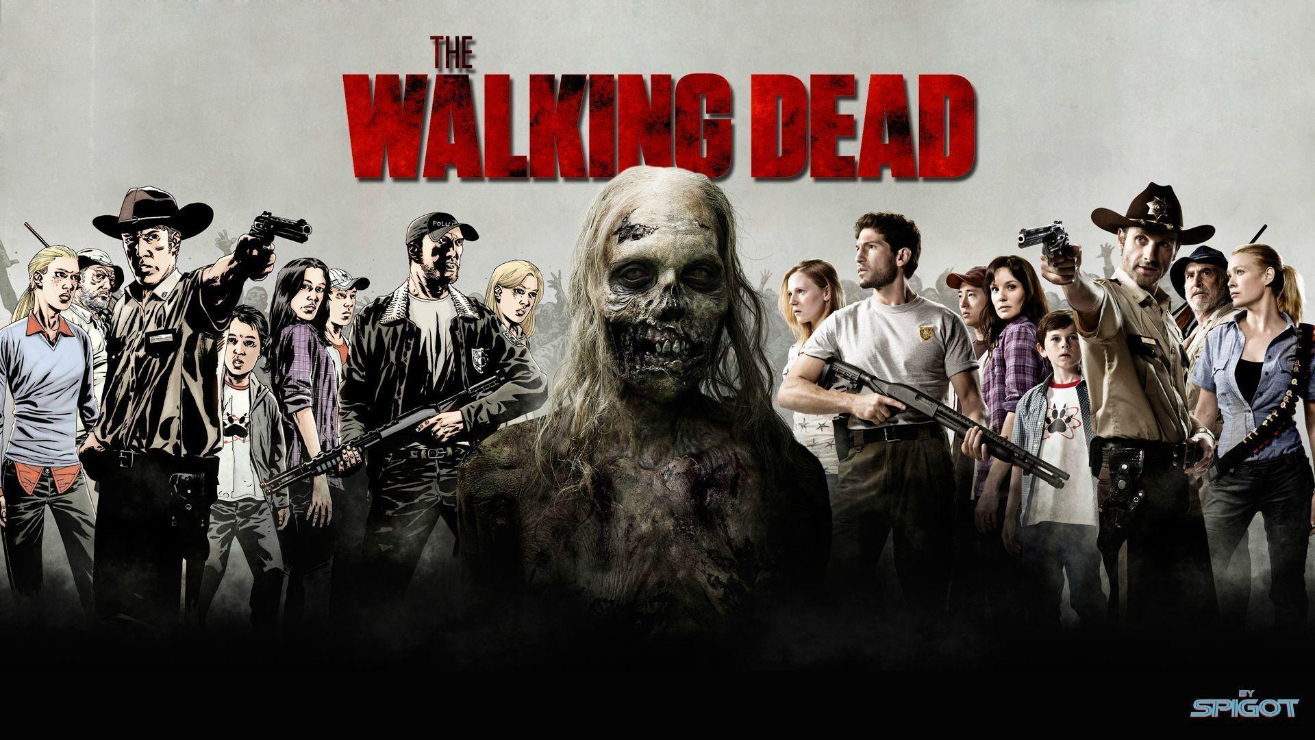 660 The Walking Dead HD
