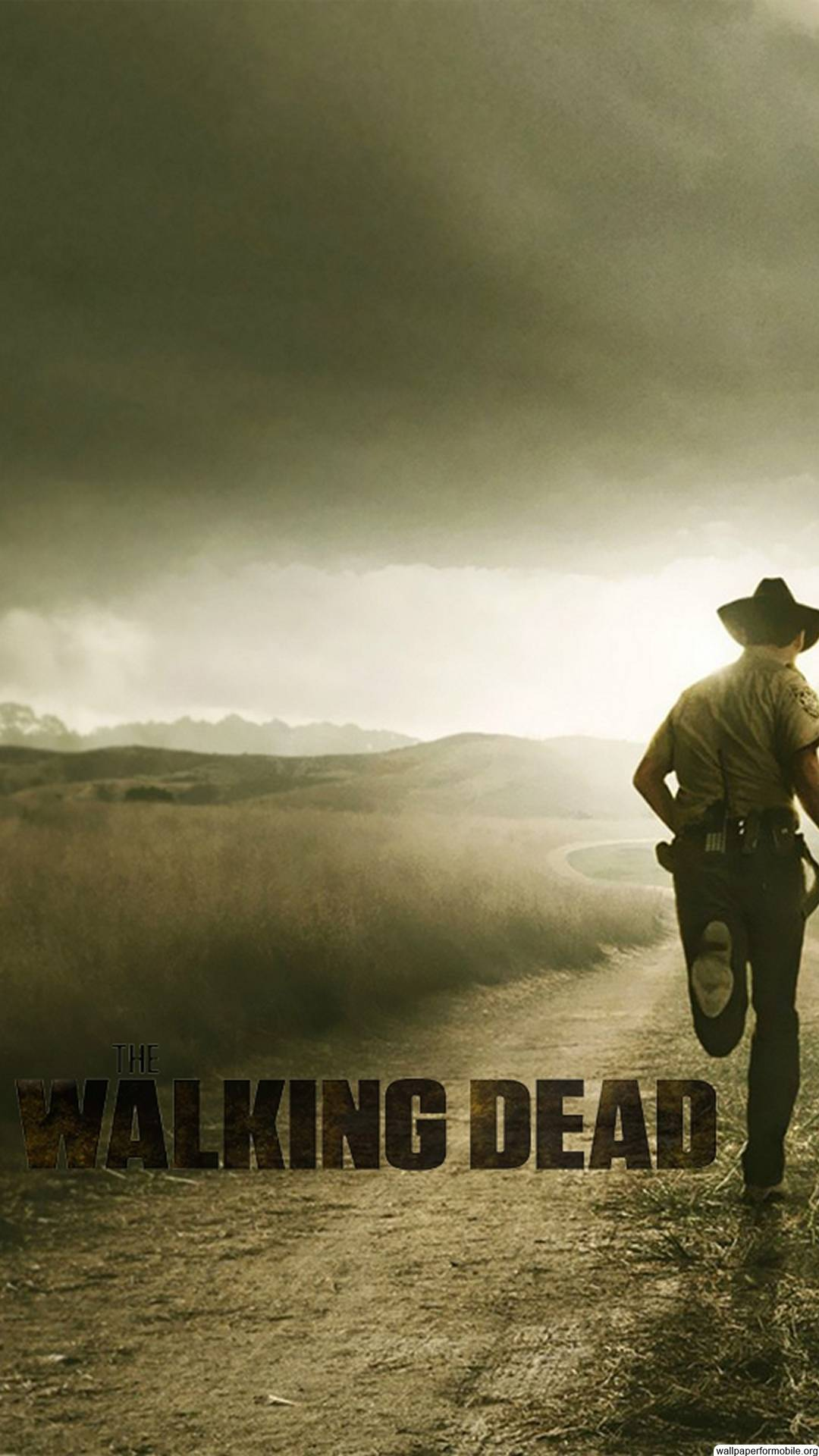 The Walking Dead Wallpapers For Iphone | Wallpaper for Mobile