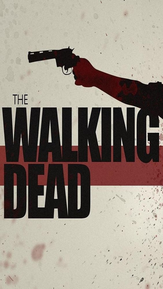 The Walking Dead Phone Wallpaper | Phone Wallpapers | Pinterest