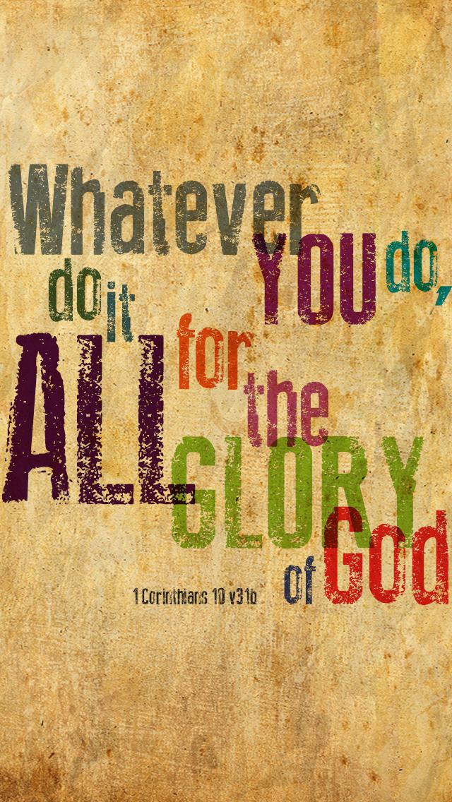 IPhone Wallpaper Bible Verses