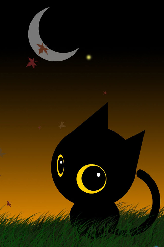 Wallpaper Cat Cartoon Sf Wallpaper