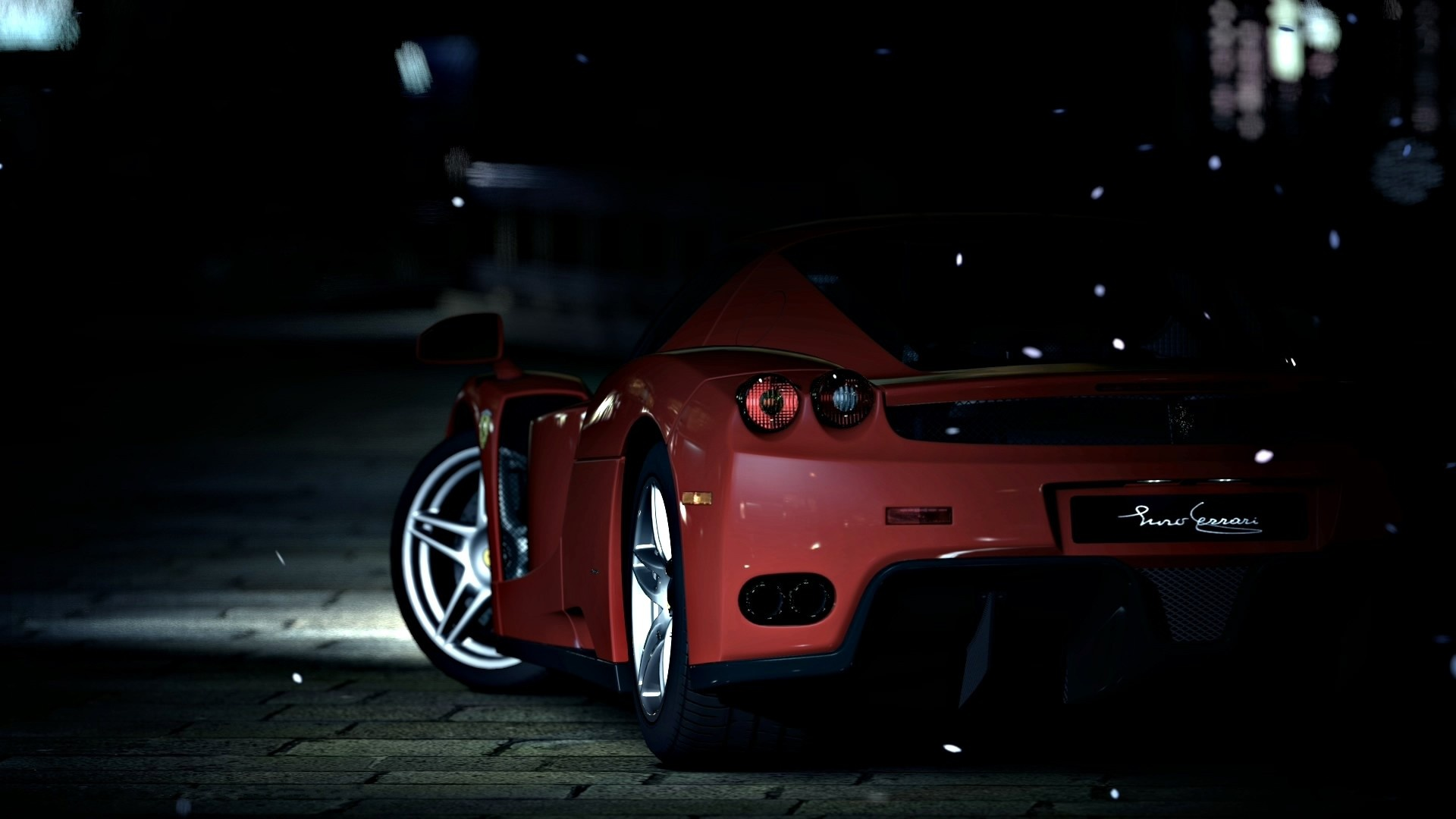 Ferrari Hd Wallpaper