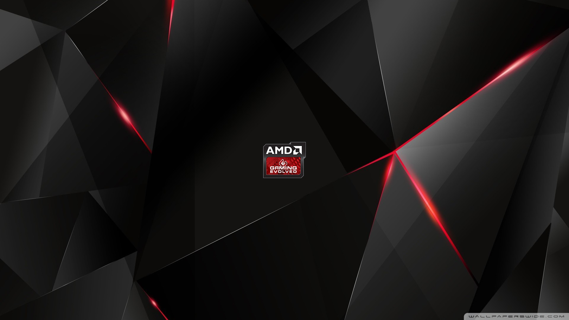AMD Gaming Evolved HD desktop wallpaper : Widescreen : High