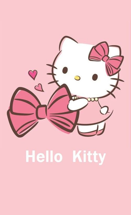 Wallpaper Hello Kitty Sf Wallpaper