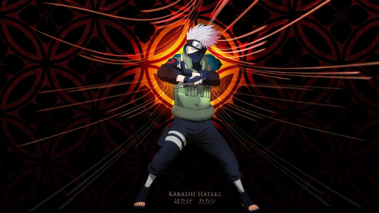 Wallpaper Keren Naruto