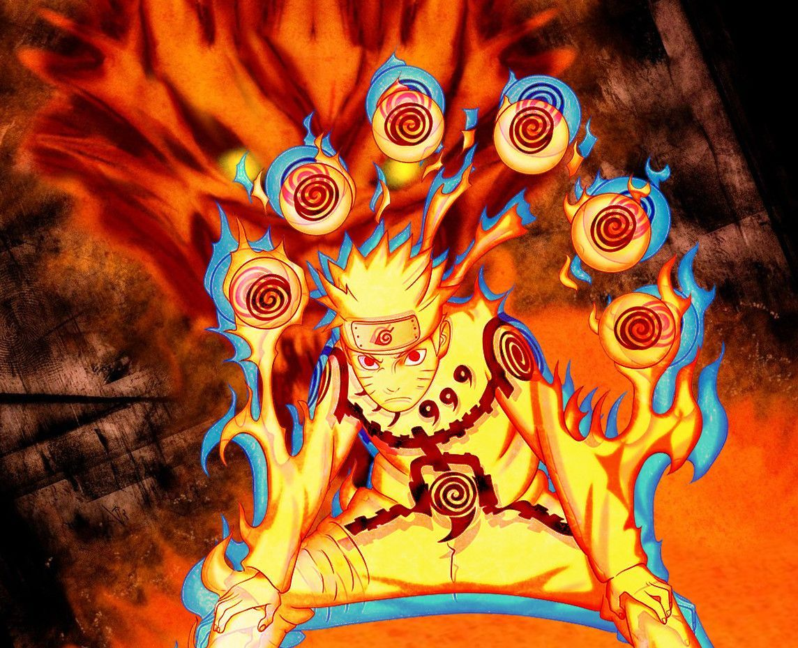 Wallpaper Naruto Bergerak Wall BestPoemView CO