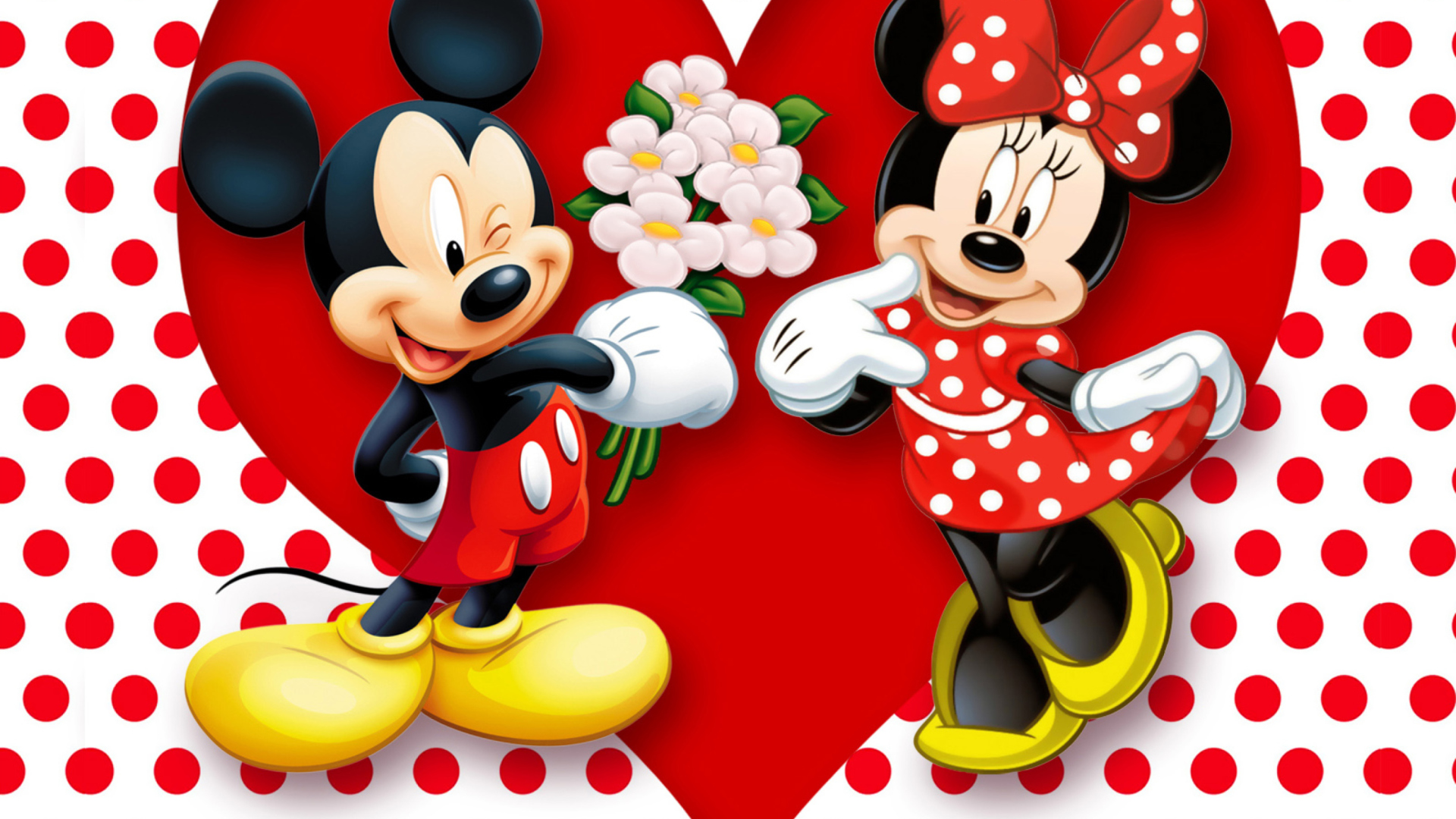 Minnie Mouse Wallpapers HD | PixelsTalk Net