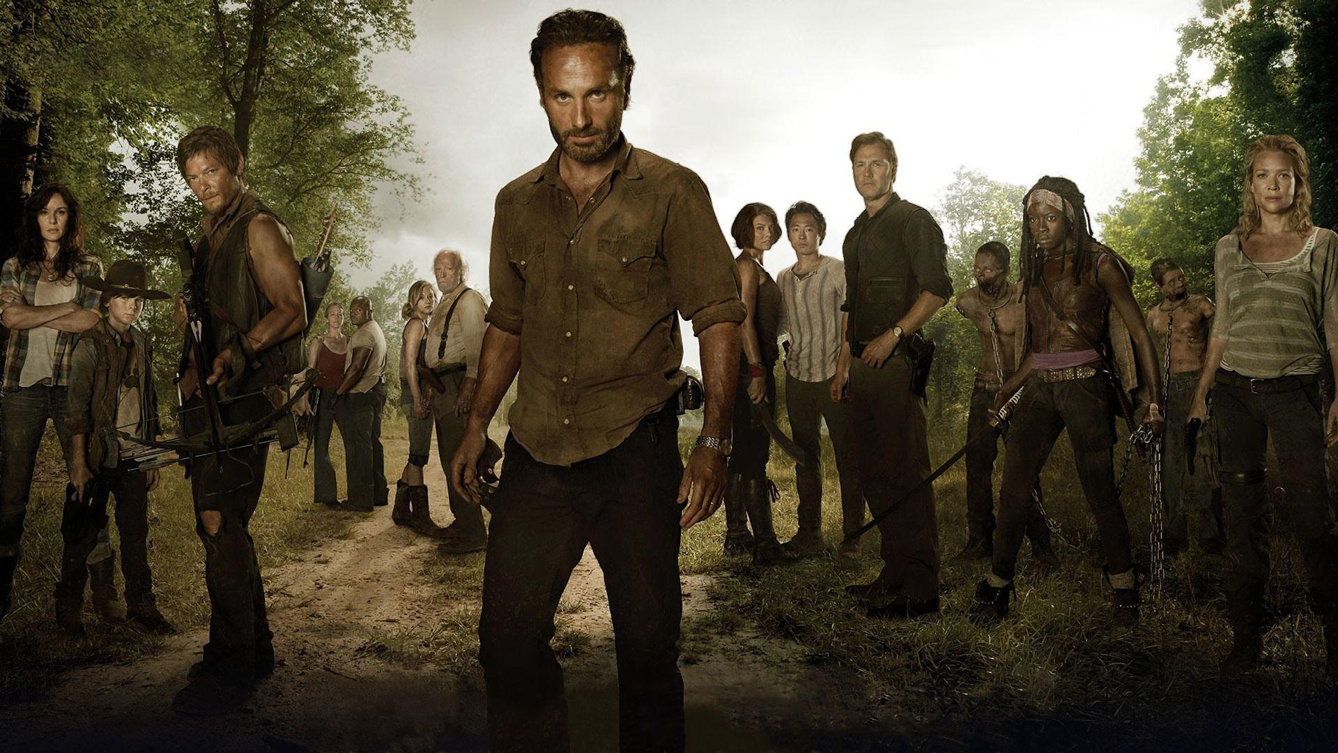 The Walking Dead Wallpapers 1920x1080 - Wallpaper Cave