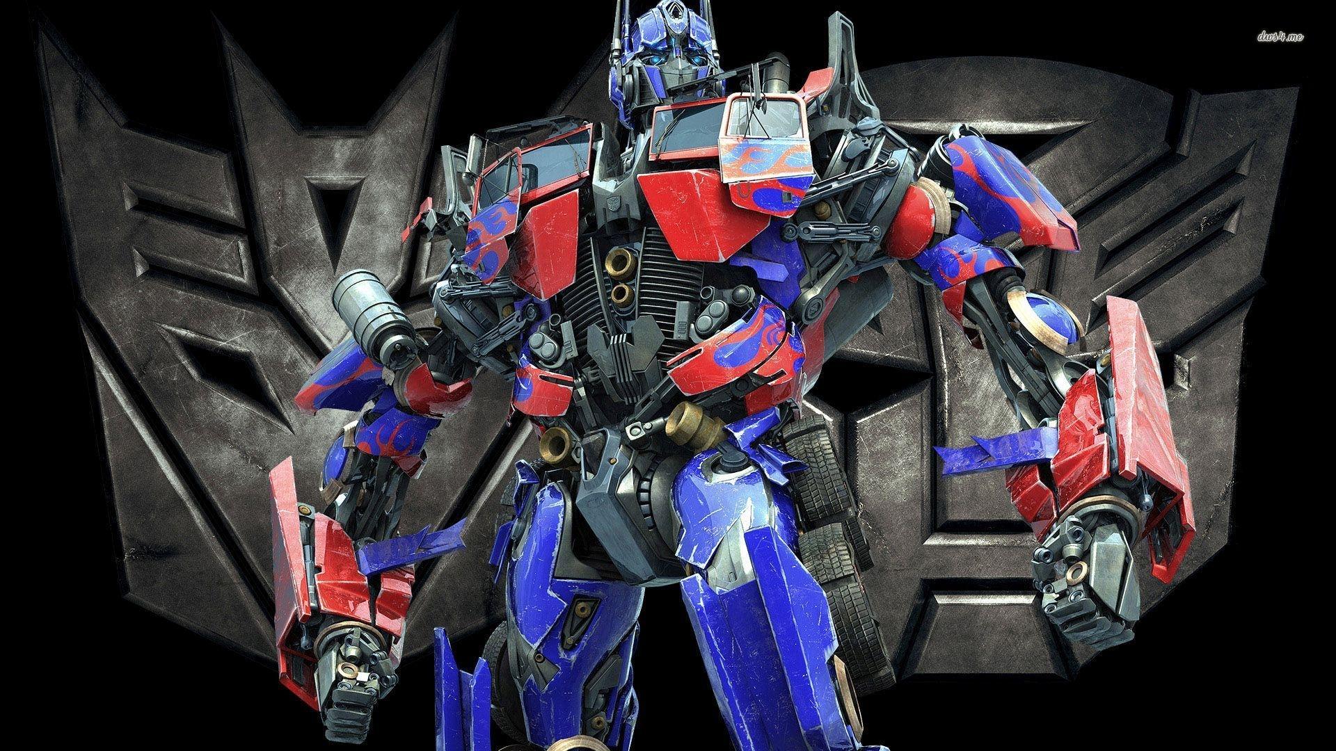 wallpaper transformers optimus prime - sf wallpaper