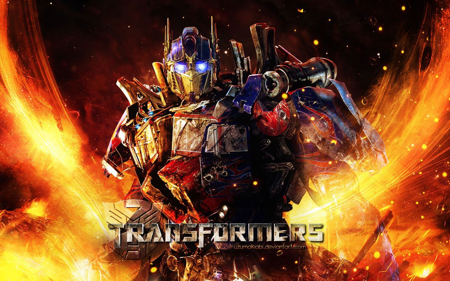 wallpaper transformers optimus prime - sf wallpaper