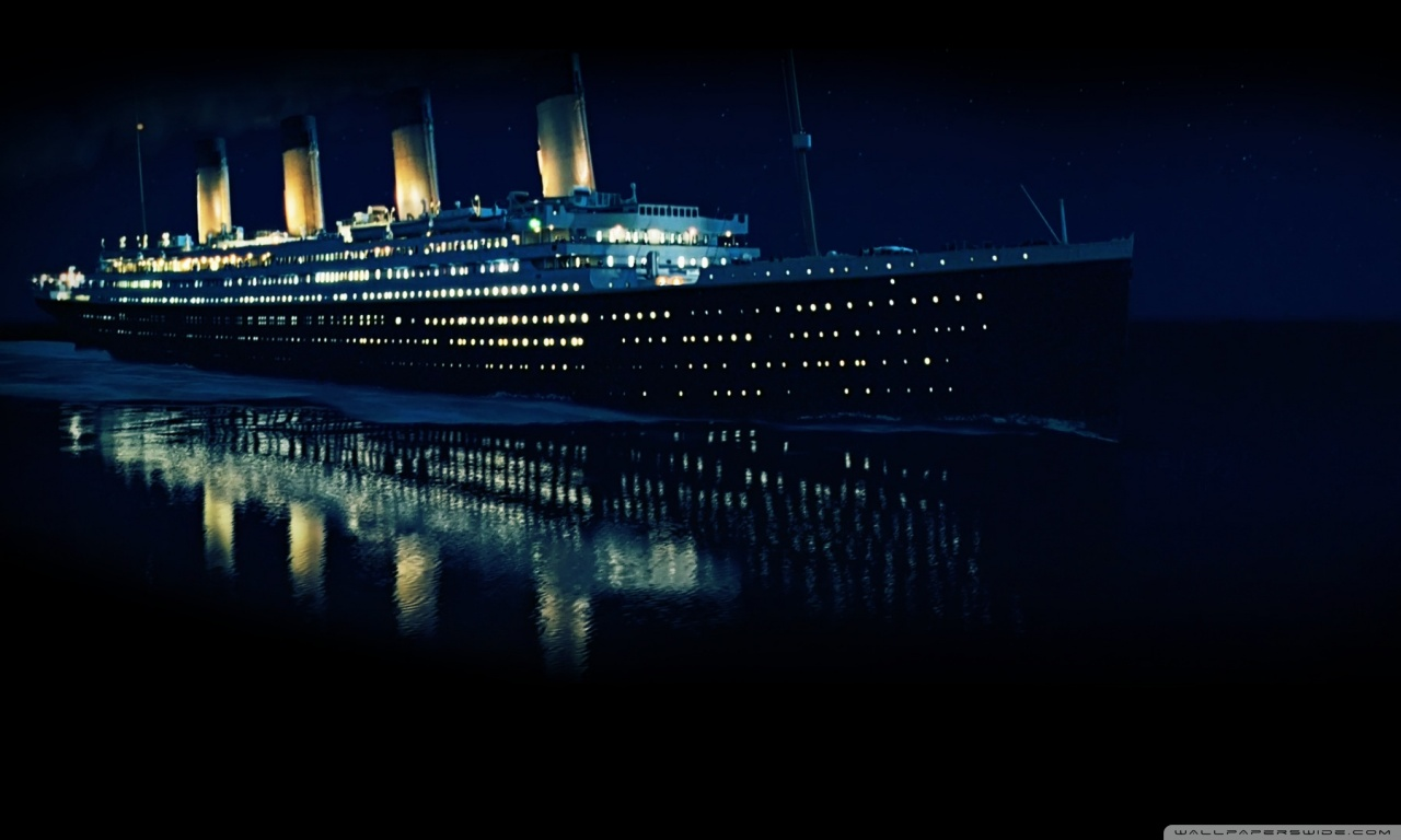 Titanic 3D HD desktop wallpaper : Widescreen : High Definition