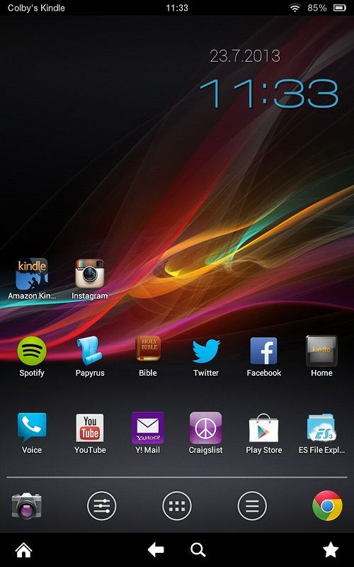 cool wallpapers for kindle fire