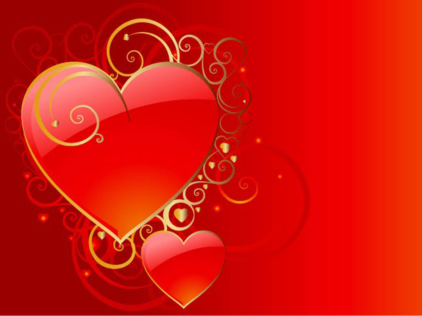Wallpapers Hearts Love - WallpaperSafari