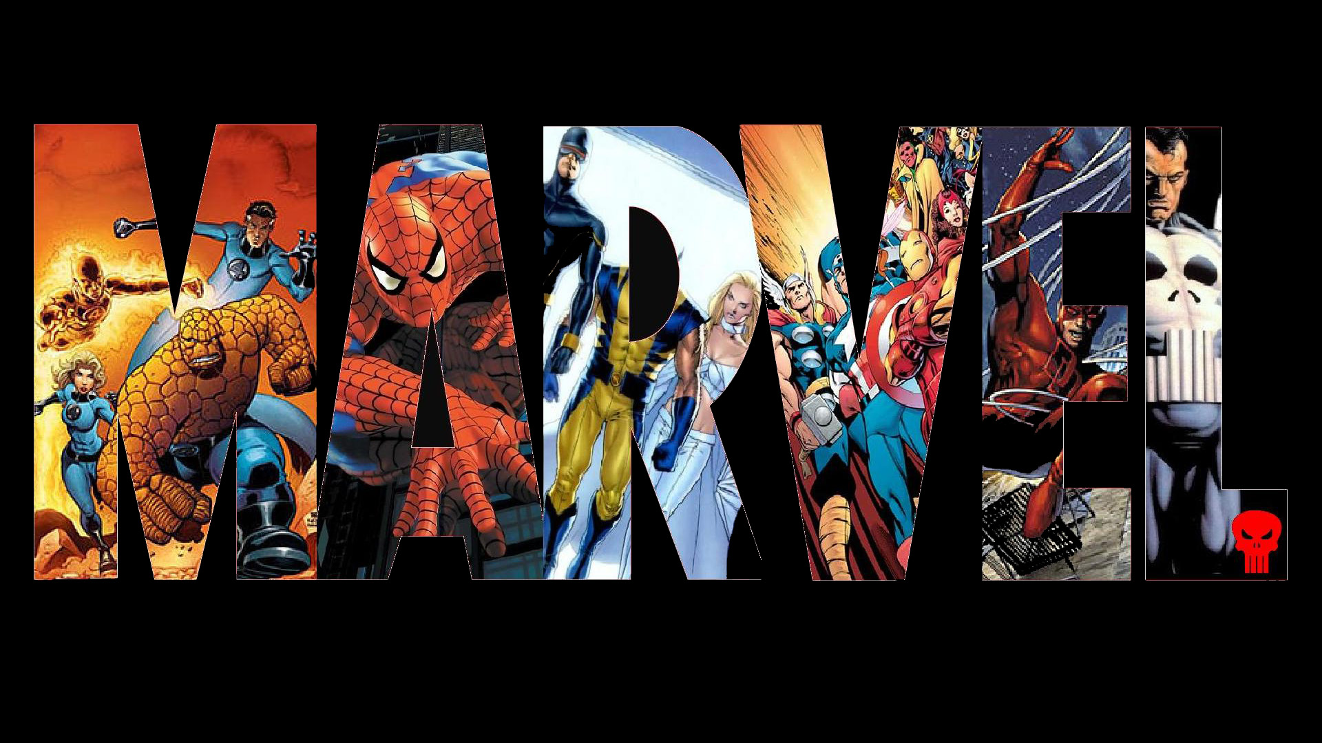wallpapers marvel