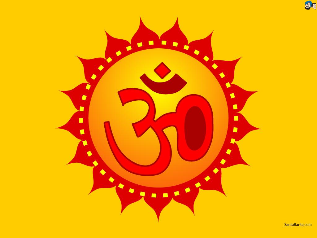 Hindu Symbols Wallpaper #52