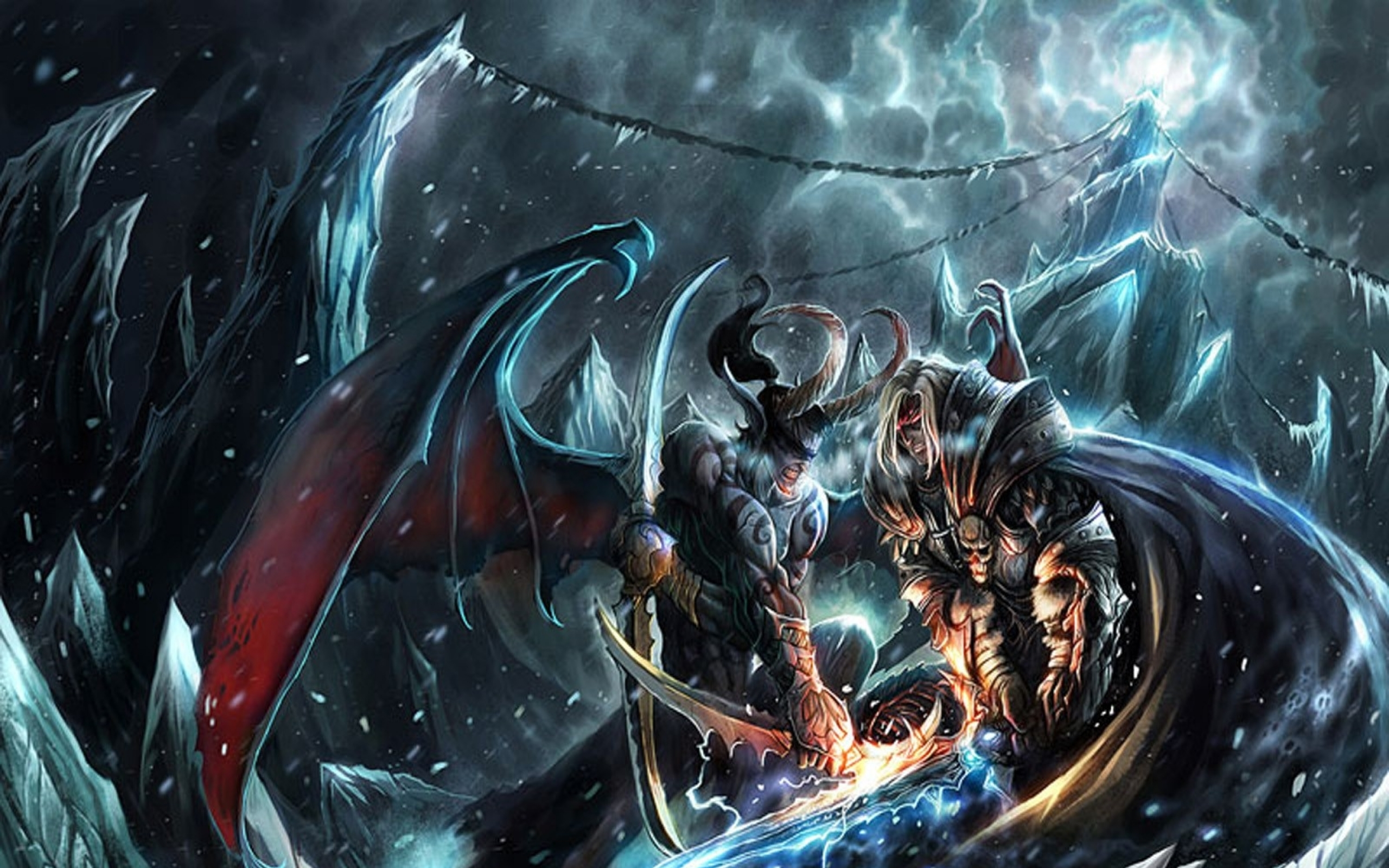 Warcraft 3 Frozen Throne Wallpaper Sf Wallpaper
