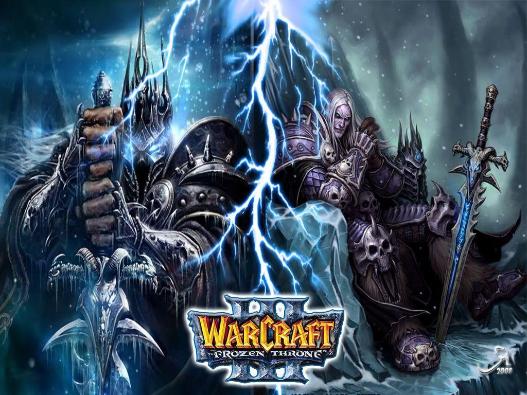 Warcraft 3 Frozen Throne Wallpaper Sf Wallpaper