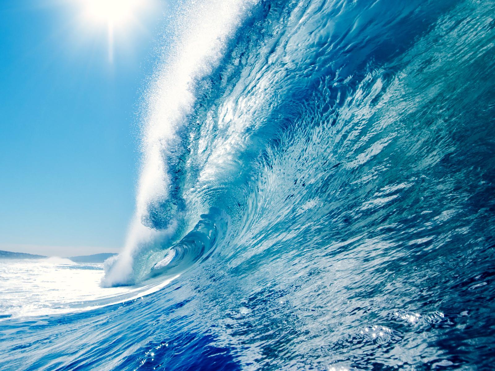 wave wallpaper - sf wallpaper