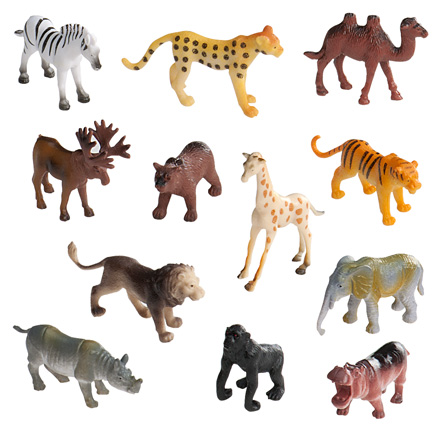 Wild Animals | Terra by Battat™