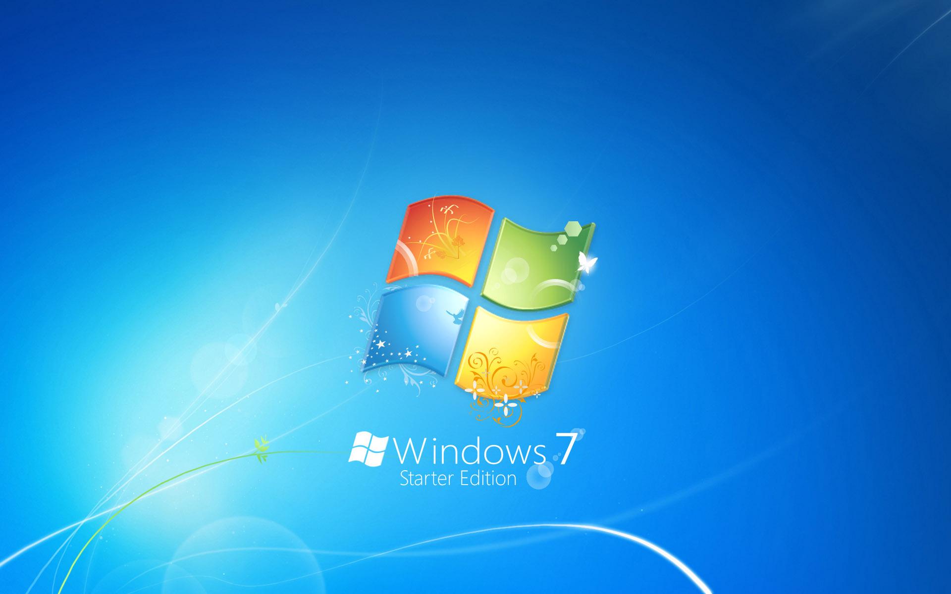 Windows 7 desktop wallpaper hd