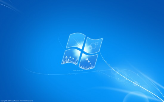 Windows 7 live wallpaper