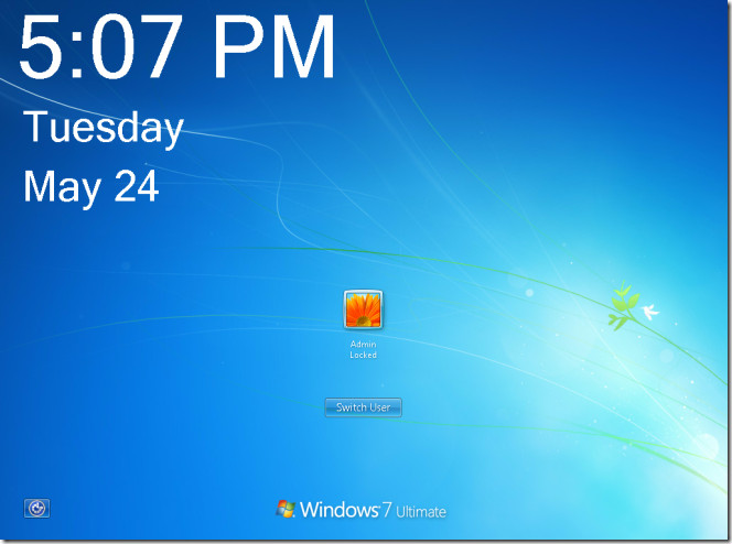 Windows 7 Lock Screen Wallpaper Sf Wallpaper