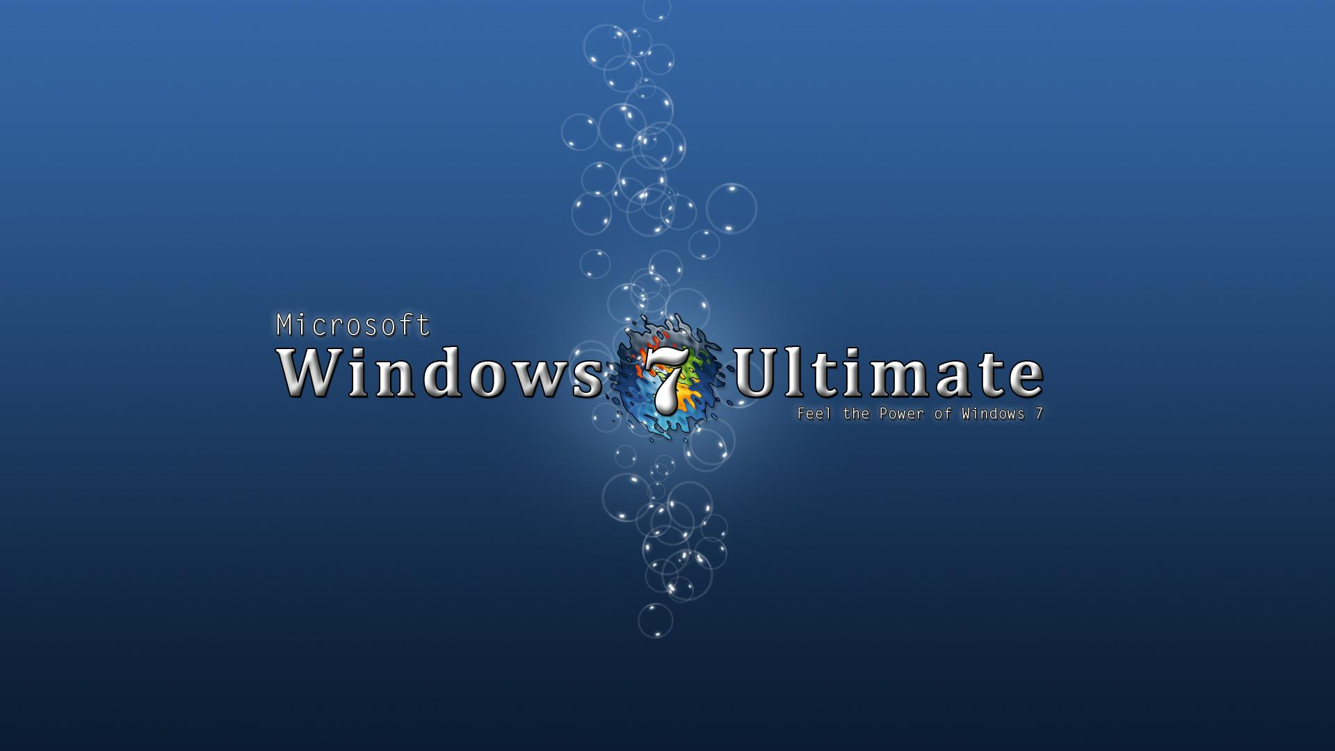 Windows 7 Ultimate Wallpapers Free Download ...