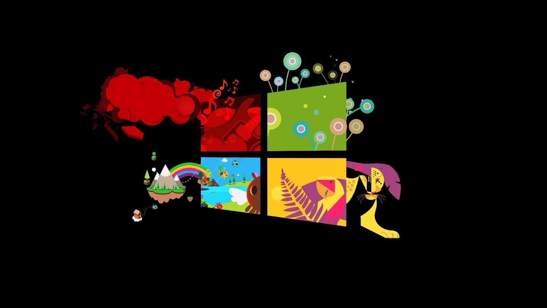 Windows 8 Black Wallpapers Group 91
