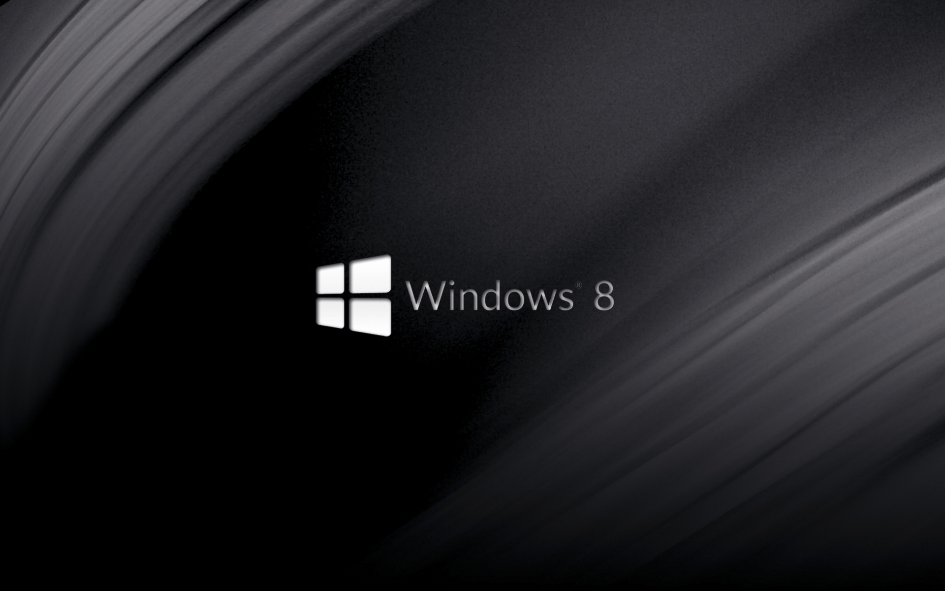 windows 8 black wallpaper - sf wallpaper