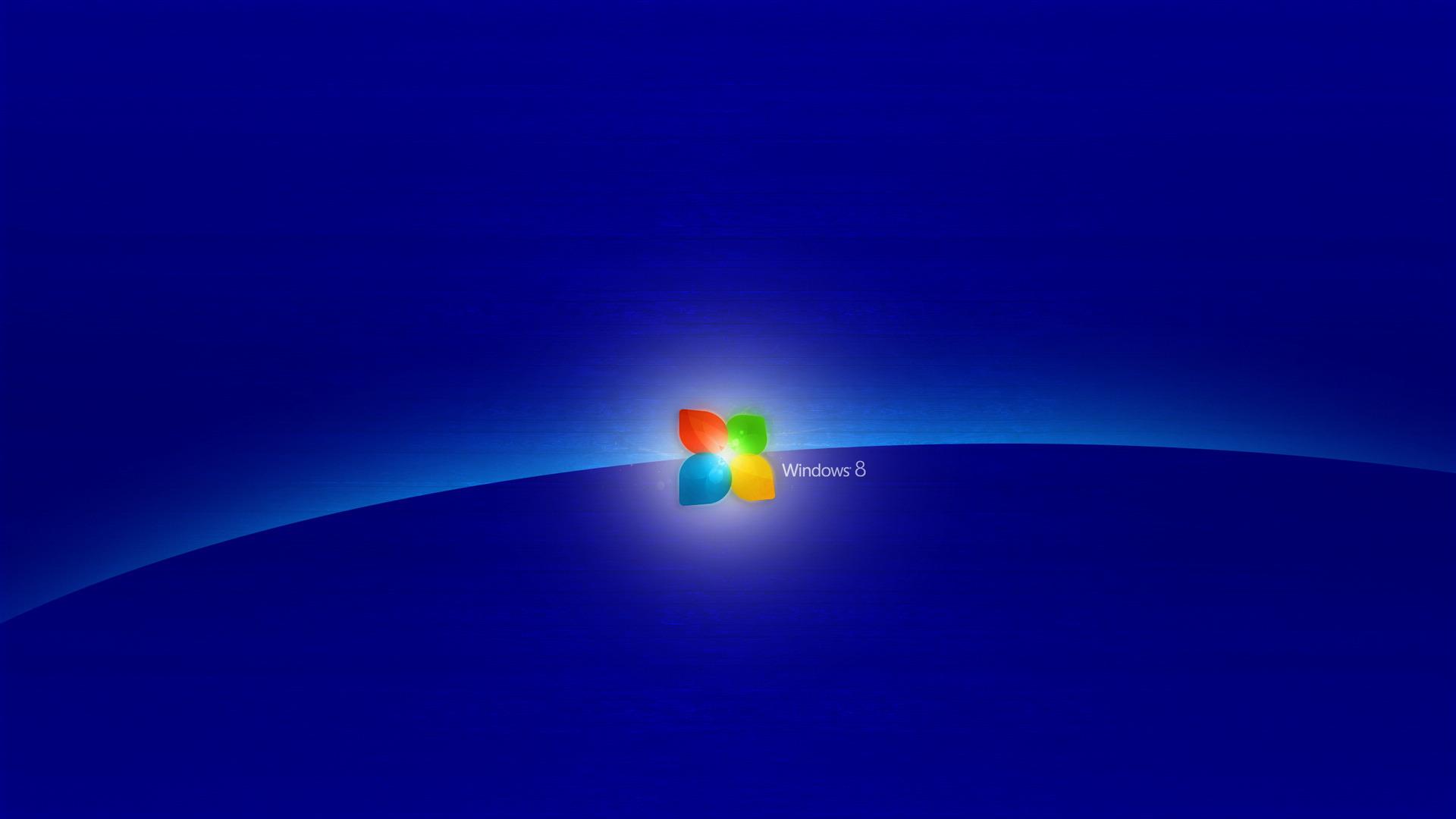 Windows Wallpaper Blue - WallpaperSafari