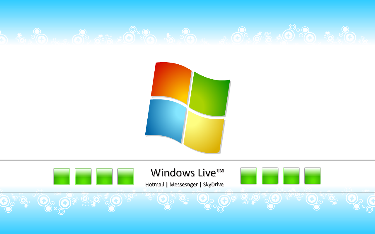 Windows Live Backgrounds Group (67+)
