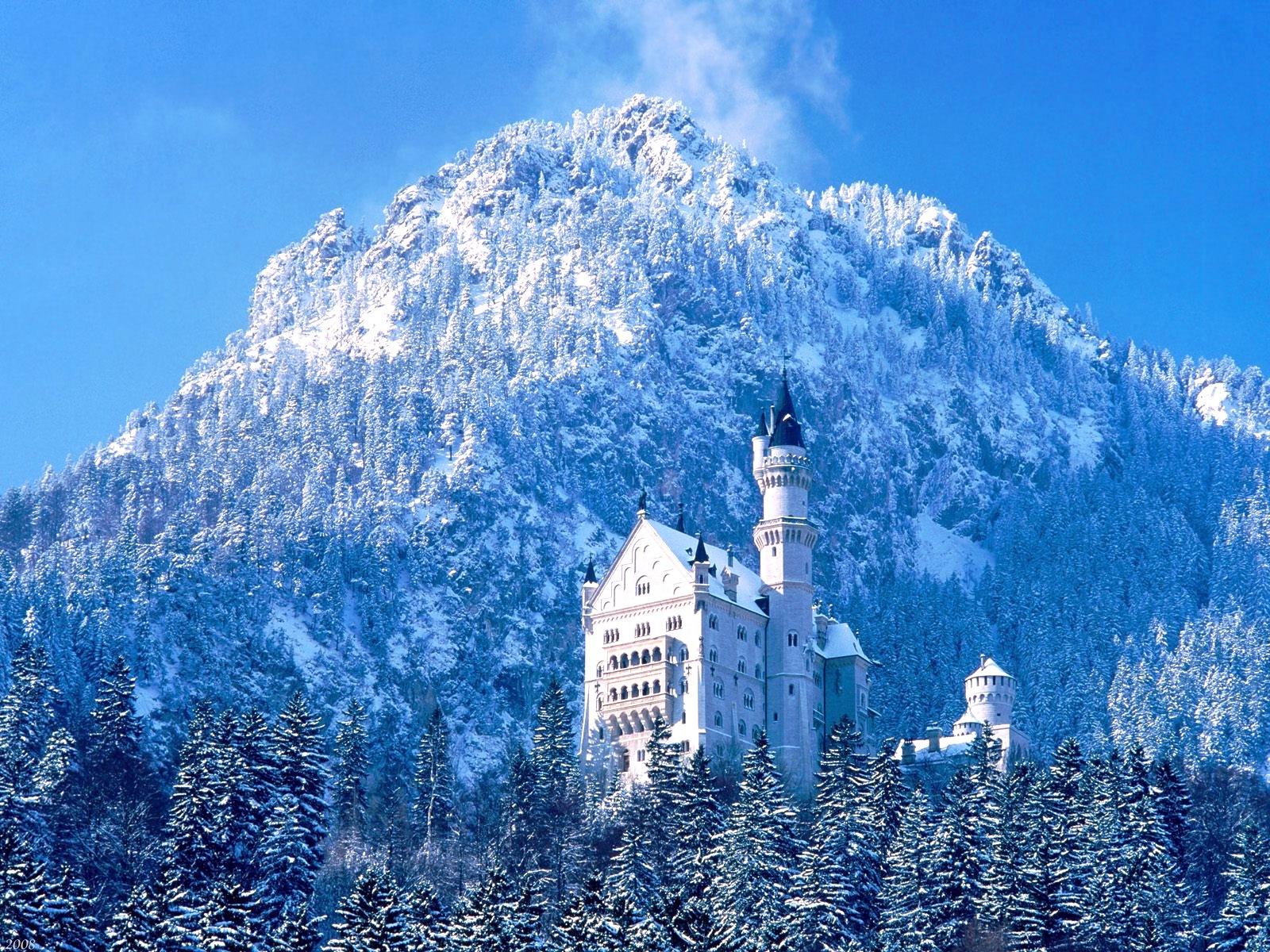 Beautiful Winter Scenery Wallpapers Group 68