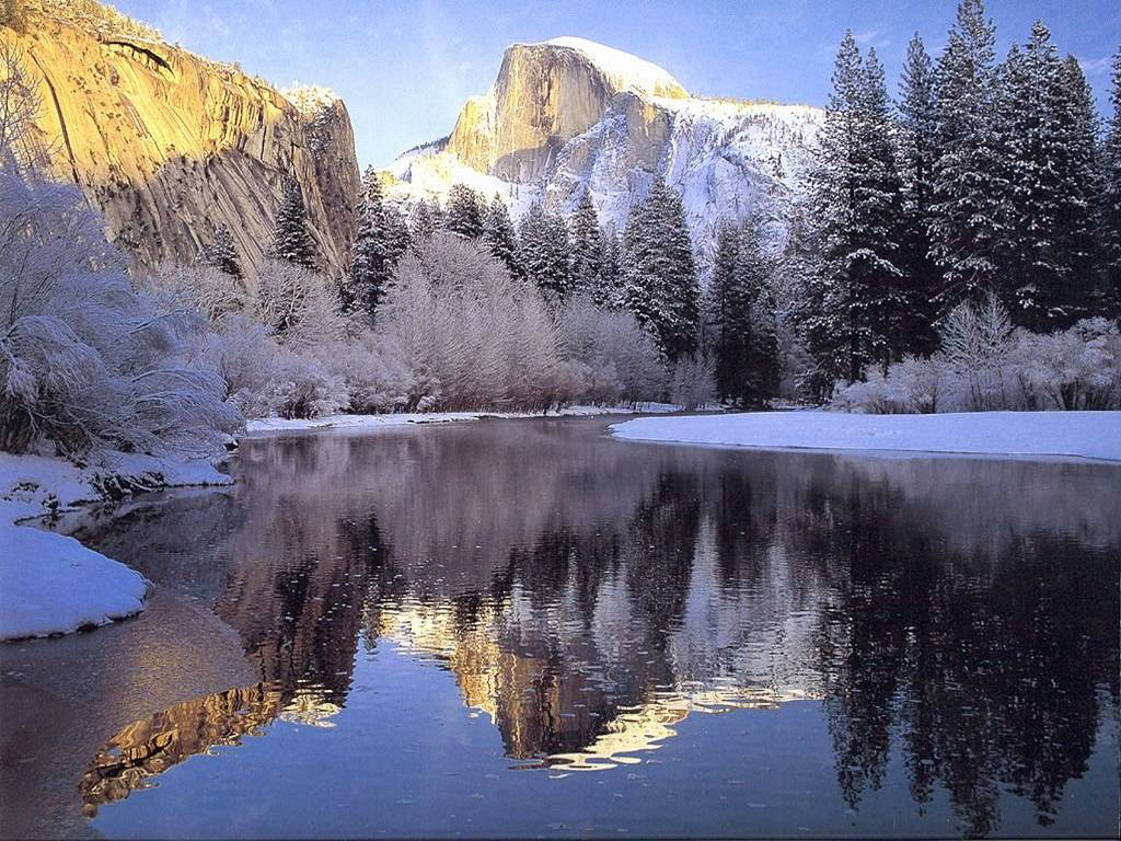Free Winter Nature Wallpapers