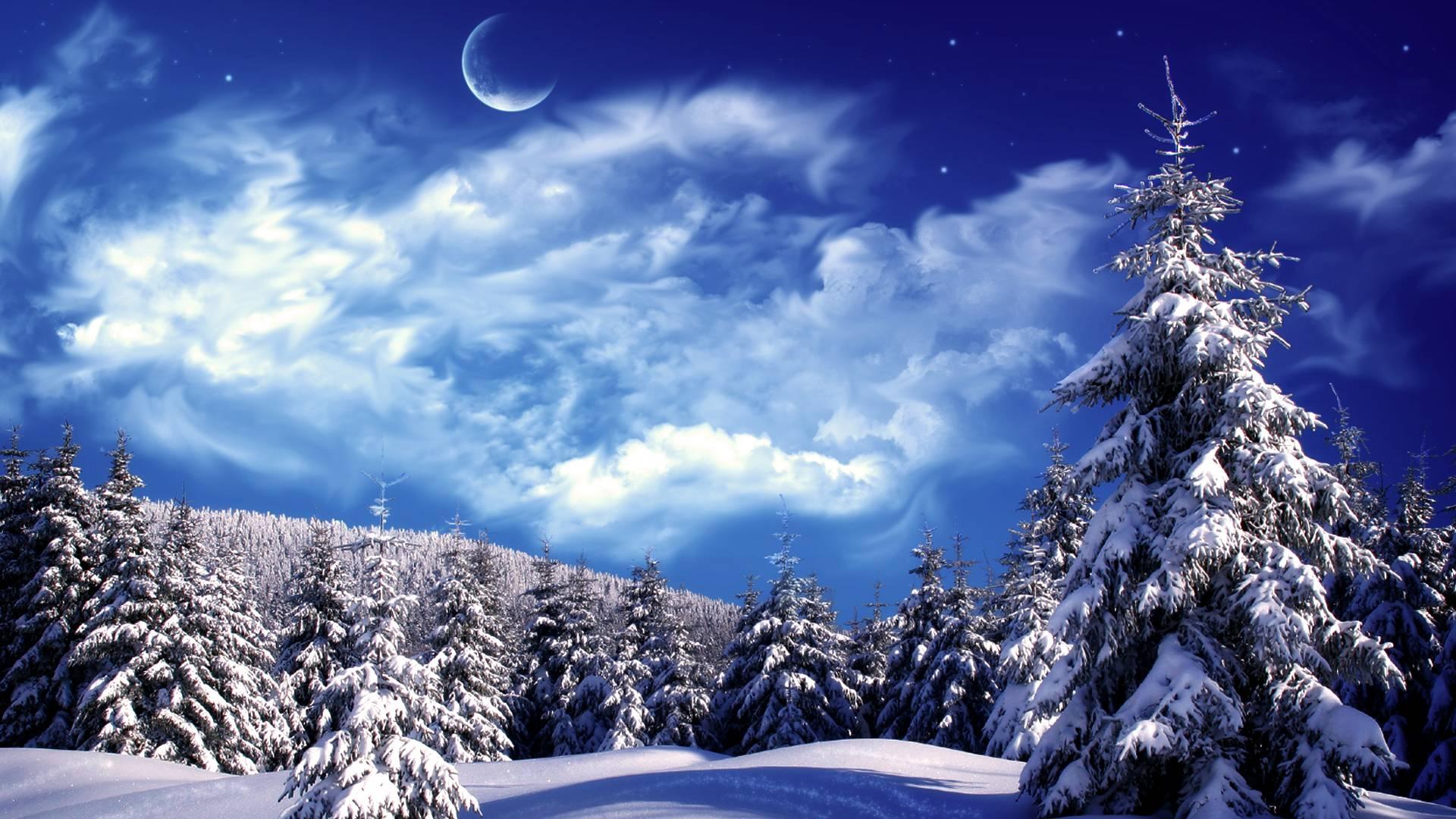 Winter Wonderland Desktop Backgrounds