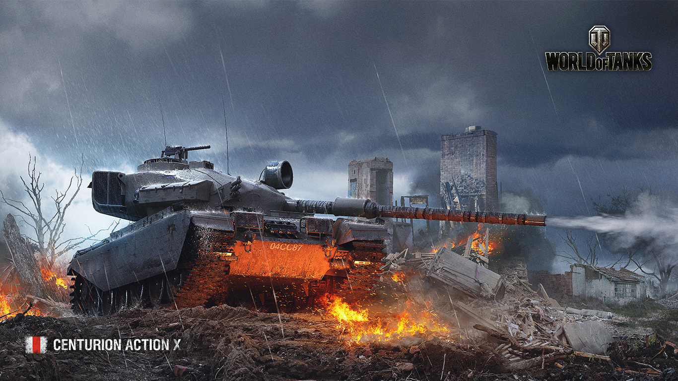 November Wallpaper | General News | World of Tanks