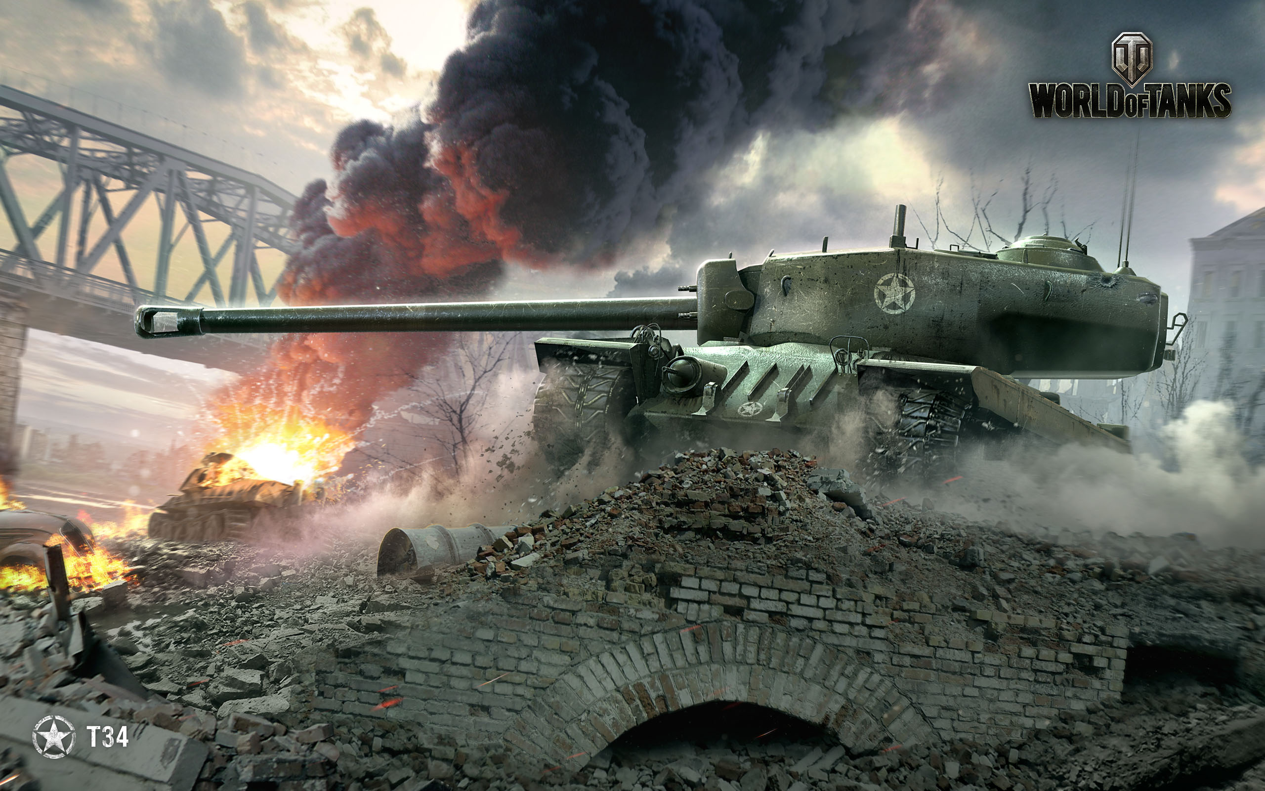 Ides of March Wallpaper | Art | World of Tanks