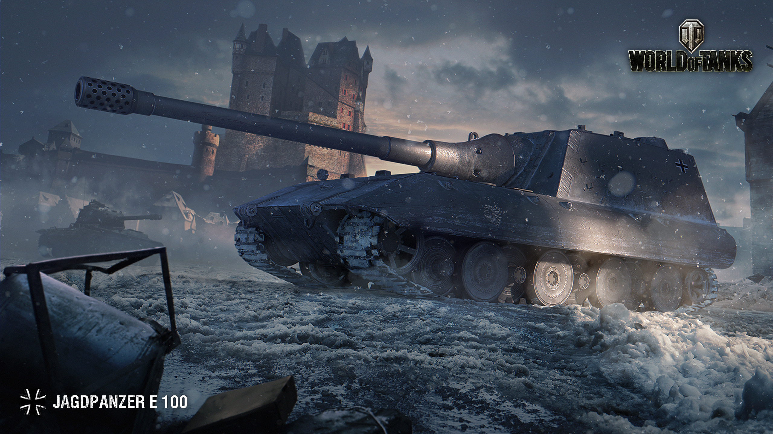 February 2016: Wallpaper & Calendar | Art | World of Tanks