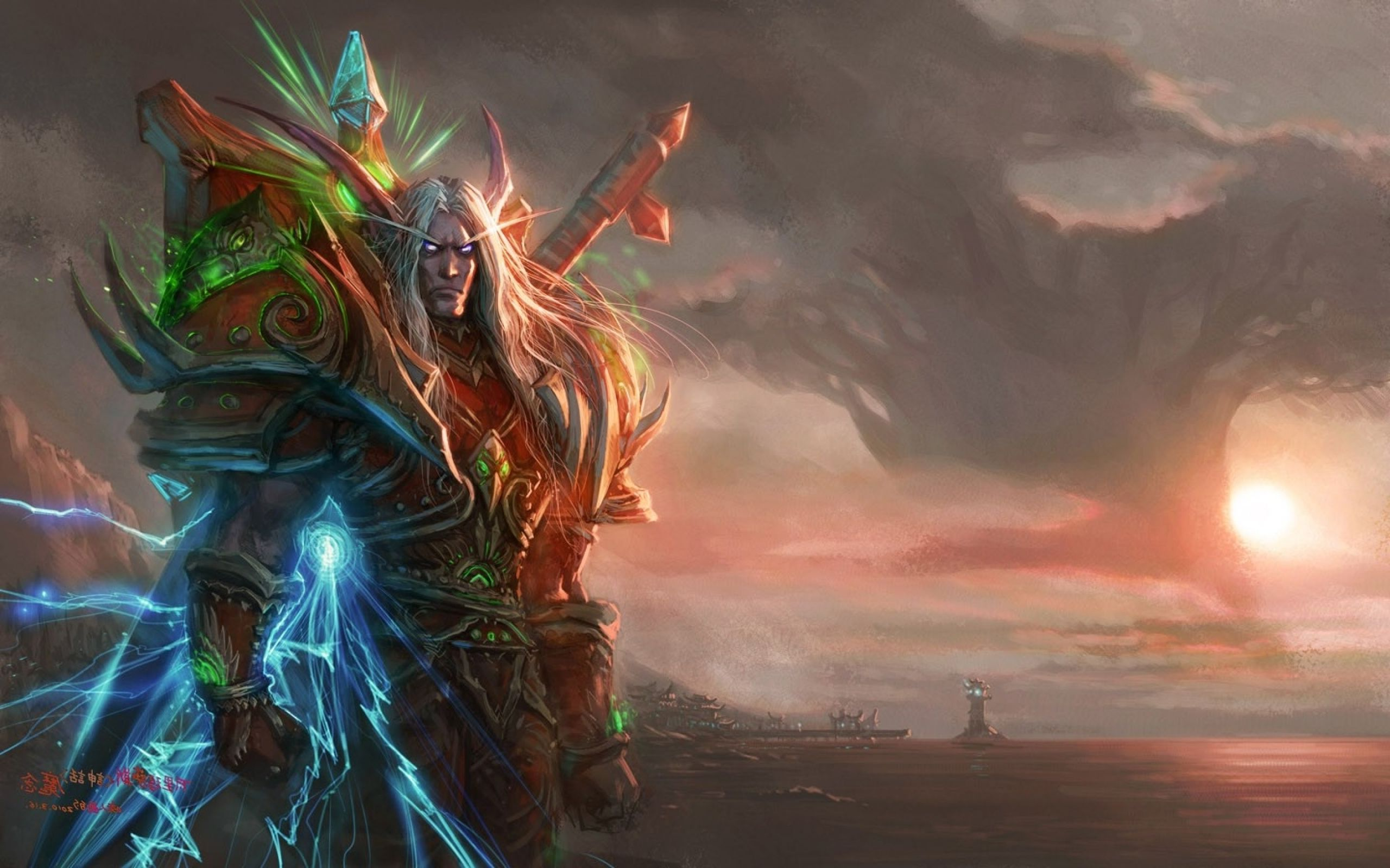 1000 Images About WoW Blood Elf On Pinterest