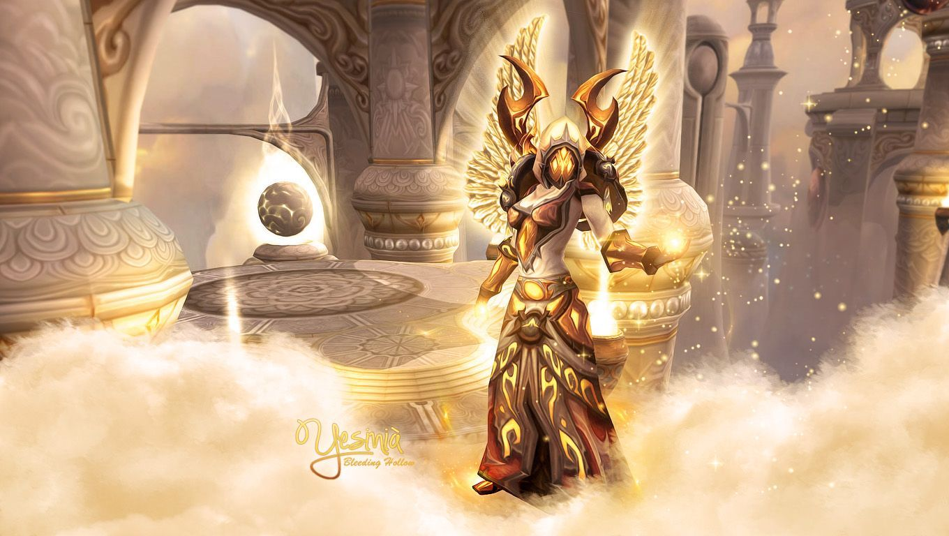 Wow Paladin Wallpaper