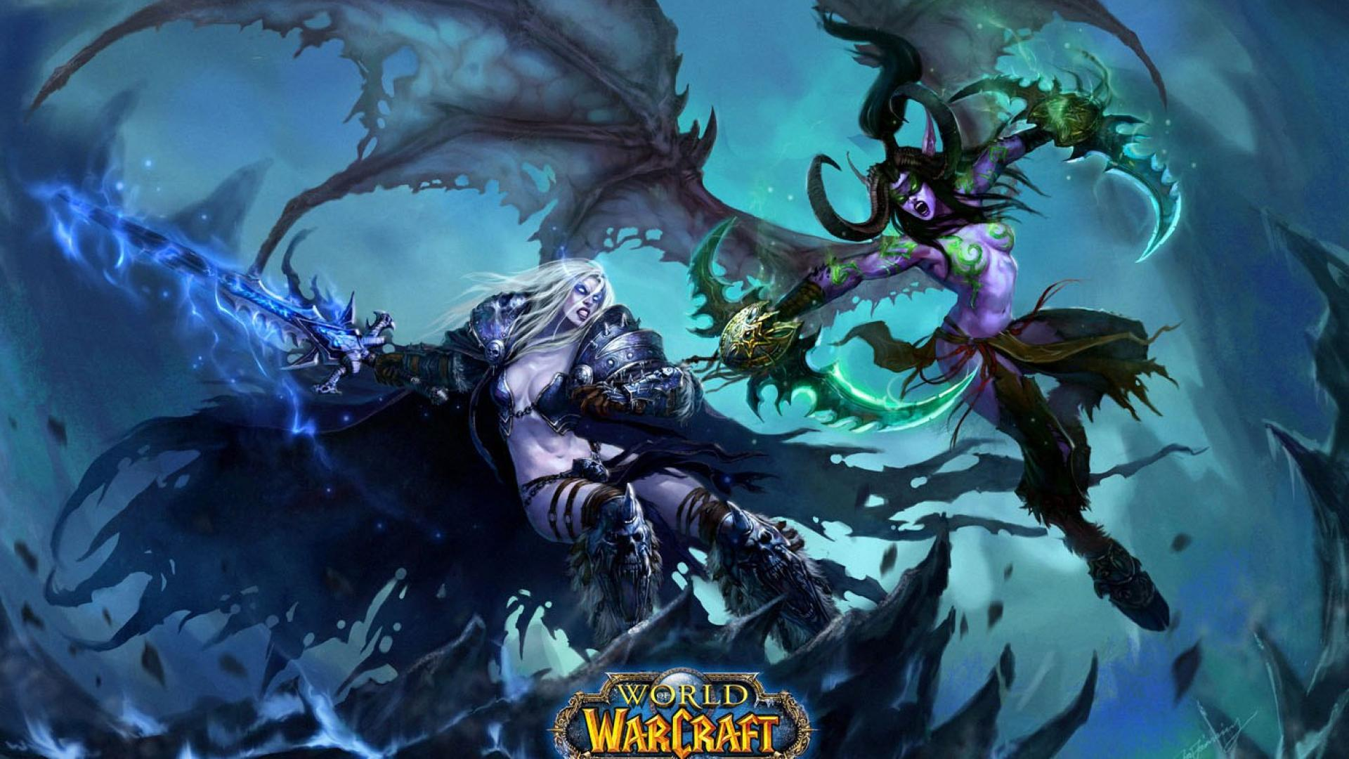 World Of Warcraft Wallpaper Desktop Background ~ Sdeerwallpaper