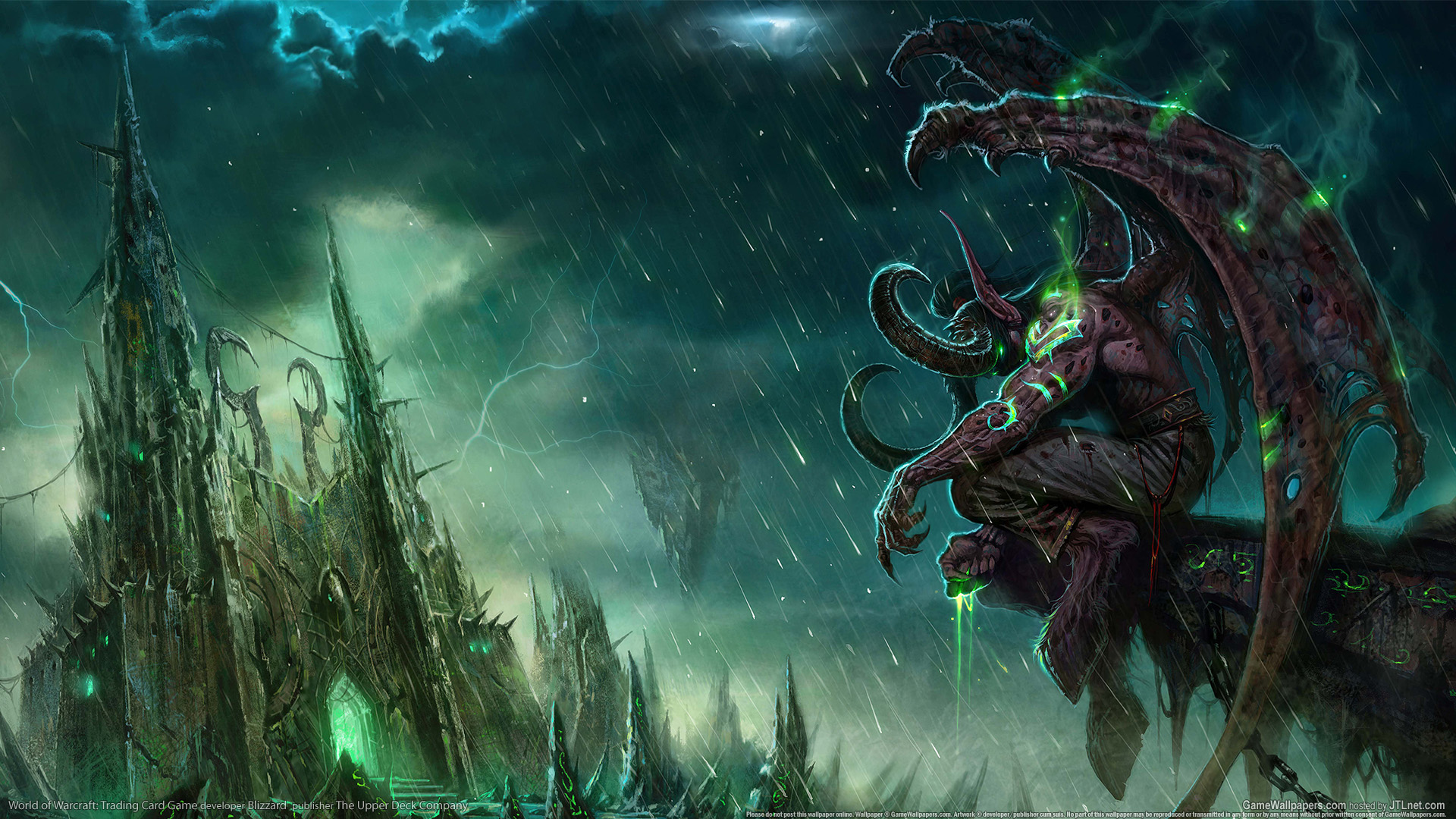 hd wallpapers world of warcraft - sf wallpaper